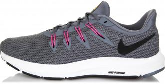 e2e5756a2842 Кроссовки женские Nike Quest серый цвет - купить за 2649 руб. в ...