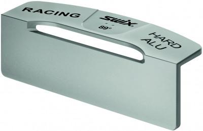 Направляющая Swix, 89°Направляющая для напильника для заточки кантов со стороны боковой поверхности из прочного алюминия. Угол 89 градусов.<br>Состав: Алюминий; Вид спорта: Горные лыжи; Производитель: Swix; Артикул производителя: TA589; Размер RU: Без размера;
