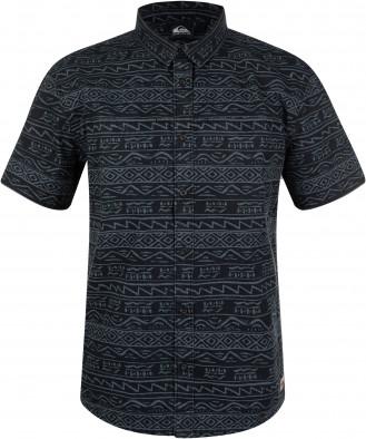 Рубашка с коротким рукавом мужская Quiksilver Heritage