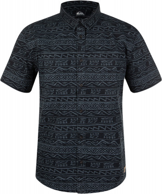 Рубашка с коротким рукавом мужская Quiksilver Heritage, размер 50-52