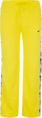 Брюки женские Nike Sportswear, размер 40-42Брюки <br>Классика спортивного стиля в современном исполнении - женские брюки nike sportswear. Натуральные материалы в составе ткани преобладает мягкий воздухопроницаемый хлопок.