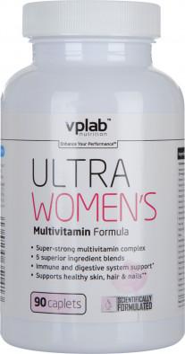 Женский спортивный витаминно-минеральный комплекс Vplab nutrition