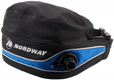 Сумка на пояс NordwayПоясная сумка для долгих лыжных прогулок. Термос объемом 1 литр позволяет захватить с собой горячий чай.<br>Объем: 1 л; Материалы: 100 % полиэстер; Производитель: Nordway; Вид спорта: Беговые лыжи; Артикул производителя: 13DRBT; Страна производства: Китай; Размер RU: Без размера;