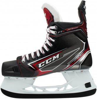 Коньки хоккейные детские CCM SK JETSPEED FT460, 2020-21