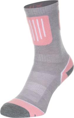 Носки Demix, 1 пара, размер 39-42Носки<br>Спортивные носки от demix отлично подойдут для катания на роликах. Ткань пропускает воздух и прекрасно облегает ногу. Носки отличаются надежностью и долговечностью.