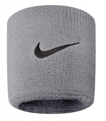 Напульсник Nike SwooshСпортивный напульсник nike незаменим во время интенсивных тренировок.<br>Пол: Мужской; Возраст: Взрослые; Вид спорта: Бег, Большой теннис; Производитель: Nike; Артикул производителя: N.NN.04-051; Страна производства: Таиланд; Материалы: 74% хлопок, 21% нейлон, 3% резина, 2% спандекс; Размер RU: Без размера;