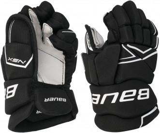 Перчатки хоккейные детские Bauer NSX