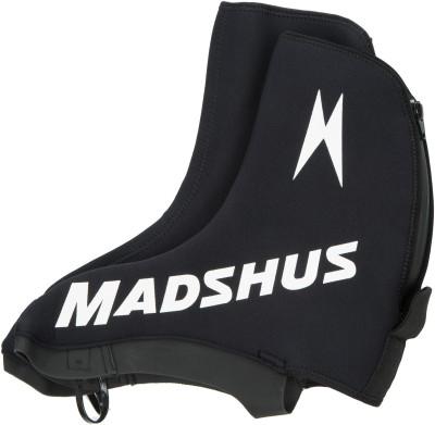 Чехол защитный для обуви MadshusПрактичный неопреновый чехол предназначен для беголыжных ботинок. Чехол отличается прочностью и не подведет даже в холодную погоду.<br>Пол: Мужской; Возраст: Взрослые; Вид спорта: Беговые лыжи; Материалы: 100 % полиэстер; Производитель: Madshus; Артикул производителя: N095001; Срок гарантии: 1 год; Страна производства: Китай; Размер RU: 45-48;