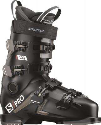 Ботинки горнолыжные Salomon S/PRO 100, размер 29 см