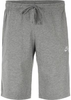Шорты мужские Nike SportswearЛаконичные шорты от nike станут отличной основой для образа в спортивном стиле. Натуральные материалы ткань, выполненная из натурального хлопка, приятна к телу.<br>Пол: Мужской; Возраст: Взрослые; Вид спорта: Спортивный стиль; Покрой: Прямой; Количество карманов: 3; Материал верха: 100 % хлопок; Производитель: Nike; Артикул производителя: 804419-063; Страна производства: Вьетнам; Размер RU: 44-46;
