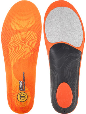 Стельки Sidas FeetСтелька sidas, специально разработанная для высокого свода стопы. Легкость использование пеноматериала эва обеспечивает низкий вес изделия.<br>Пол: Мужской; Возраст: Взрослые; Вид спорта: Спортивный стиль; Материалы: Композитные материалы, пена EVA, алюминий, пластик; Производитель: Sidas; Артикул производителя: CSE3FWI12_HI_03; Страна производства: Франция; Размер RU: 39-41;