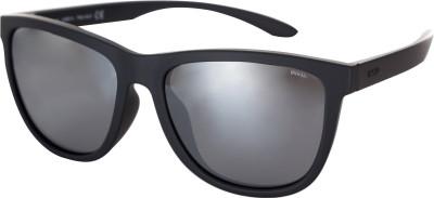 Солнцезащитные очки мужские InvuСпортивные солнцезащитные очки от invu защищают глаза от травм и ультрафиолета, обеспечивая отличный обзор.<br>Возраст: Взрослые; Пол: Мужской; Цвет линз: Серый; Цвет оправы: Черный матовый; Назначение: Спортивный стиль; Вид спорта: Спортивный стиль; Ультрафиолетовый фильтр: Да; Поляризационный фильтр: Да; Зеркальное напыление: Да; Категория фильтра: 3; Материал линз: Полимер; Оправа: Пластик; Технологии: Ultra Polarized; Производитель: Invu; Артикул производителя: A2800A; Срок гарантии: 1 месяц; Страна производства: Китай; Размер RU: Без размера;