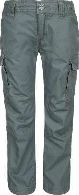 Брюки для мальчиков Outventure, размер 110Брюки <br>Удобные брюки outventure для мальчиков пригодятся для путешествий и прогулок.