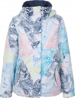 Куртка утепленная для девочек Roxy Jetty