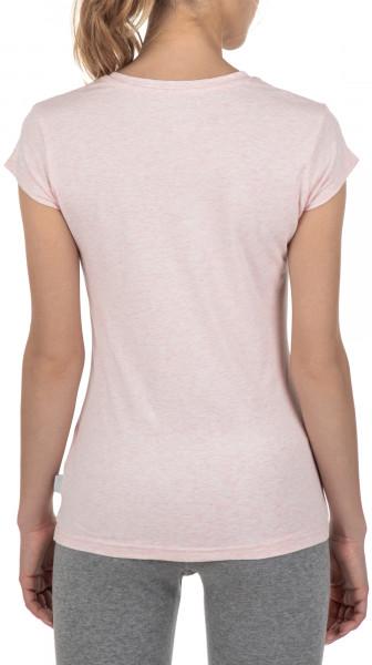 d69377120f0d Футболка женская Fila розовый цвет - купить за 399 руб. в интернет-магазине  Спортмастер