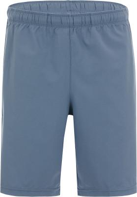 Шорты мужские Wilson Rush 9, размер 44-46Шорты<br>Теннисные шорты от wilson для комфорта и уверенности на корте. Свобода движений эластичный материал и спортивный крой для свободы движений.