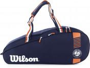 Сумка для 6 ракеток Wilson Fed Team 6 Pack