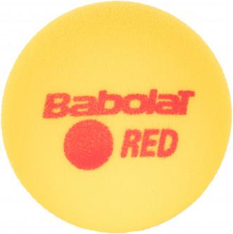 Набор мячей для большого тенниса Babolat Red Foam X3