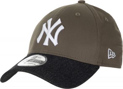 Бейсболка New Era 316 Denim Visor 3030, размер 54-57Бейсболки<br>Бейсболка из тянущейся ткани модели 39thirty c логотипом команды mlb new york yankees и логотипом new era. Козыр к выполнен из ткани деним.