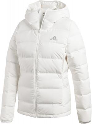 Куртка пуховая женская Adidas Helionic Hooded, размер 42-44