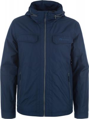 Куртка утепленная мужская Outventure, размер 48Куртки <br>Утепленная куртка от outventure предназначена для поездок и путешествий. Защита от влаги водоотталкивающая обработка add dry water resistant защитит от небольшого дождя.