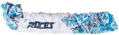 Чехлы для коньков RocesТканевый чехол для хранения и переноски лезвий коньков. Чехол выполнен из стопроцентного полиэстера, отличается прочностью и защищает руки и сумку от порезов.<br>Материалы: 100 % полиэстер; Производитель: Roces License; Вид спорта: Хоккей; Артикул производителя: RCS2-00; Страна производства: Китай; Размер RU: Без размера;