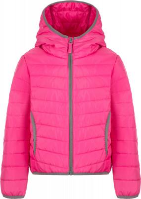 Куртка утепленная для девочек Demix, размер 152