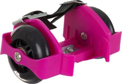 REACTION 2019 72 mmРолики на обувь<br>Роликовые колеса надеваются прямо на обувь и позволяют перемещаться по городу быстро и с комфортом! Колеса раздвигаются под размер обуви, а также светятся во время езды.