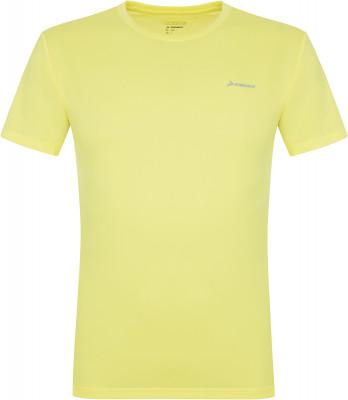 Футболка мужская Demix, размер 50Мужская одежда<br>Практичная футболка для бега от demix. Отведение влаги технология movi-tex обеспечивает влагоотводящие свойства ткани.