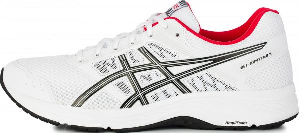 bbf84ca6 Кроссовки мужские ASICS Gel-Contend 5 белый цвет — купить за 4799 руб. в  интернет-магазине Спортмастер