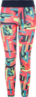 Легинсы для девочек Demix, размер 158Брюки <br>Яркие комфортные легинсы demix - для юных любительниц фитнеса. Отведение влаги технология movi-tex обеспечивает эффективный влагоотвод.