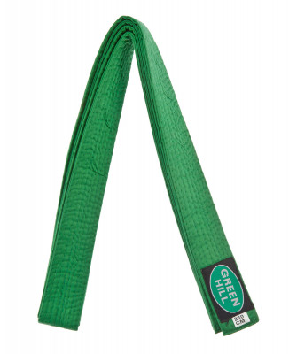 Пояс для кимоно Green Hill, 280 см, размер 280 см