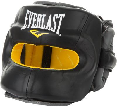 Шлем Everlast SaveMaxПолная защита лица без ущерба удобству и обзорности. Качество материалов изготовлен из высококачественной натуральной кожи.<br>Состав: Натуральная кожа, 40% пена, 40% полиуретан, 20% полиэтилен; Материал верха: Натуральная кожа; Материал подкладки: Синтетический материал; Материал наполнителя: 40 % пена, 40 % полиуретан, 20 % полиэтилен; Вид спорта: Бокс, ММА; Технологии: EverDri; Производитель: Everlast; Артикул производителя: 570401; Срок гарантии: 30 дней; Размер RU: L-XL;