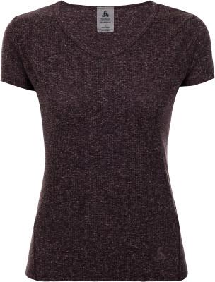 Футболка женская Odlo Lou Linencool, размер 42-44Футболки<br>Практичная футболка от odlo станет превосходным выбором для занятий бегом отведение влаги легкая быстросохнущая ткань обеспечивает быстрое отведение влаги от тела.
