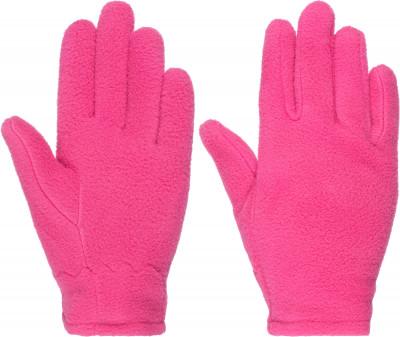 Перчатки для девочек OutventureЯркие флисовые перчатки для активного отдыха и путешествий от outventure. Благодаря составу, перчатки отлично сохраняют тепло, обладают малым весом, быстро сохнут.<br>Пол: Женский; Возраст: Дети; Вид спорта: Путешествие; Материал верха: 100 % полиэстер; Производитель: Outventure; Артикул производителя: JGS31826; Страна производства: Китай; Размер RU: 6;