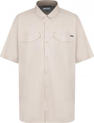 Рубашка с коротким рукавом мужская Columbia Silver Ridge Lite™, Plus Size