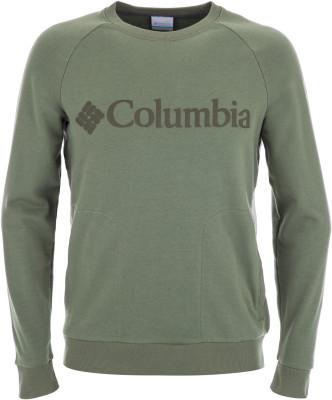 Джемпер мужской Columbia CSC M Bugasweat Crew, размер 48-50Джемперы<br>Удобный джемпер от columbia пригодится в путешествии. Натуральные материалы благодаря натуральному хлопку ткань приятна к телу.