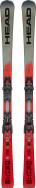 Горные лыжи + крепления Head SUPERSHAPE i.RALLY + PRD 12 GW
