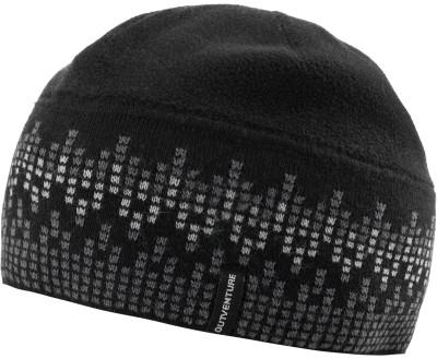 Шапка мужская OutventureМужская комбинированная шапка для путешествий. Верхняя часть - флис, нижняя часть - шерсть с акрилом.<br>Пол: Мужской; Возраст: Взрослые; Вид спорта: Путешествие; Материал верха: 100 % полиэстер; Производитель: Outventure; Артикул производителя: LMS102990; Страна производства: Россия; Размер RU: Без размера;