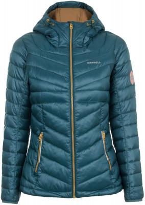 Куртка утепленная женская MerrellКороткая утепленная куртка для походов от merrell. Технологичный утеплитель синтетический утеплитель m select warm надежно защищает от холода.<br>Пол: Женский; Возраст: Взрослые; Вид спорта: Походы; Вес утеплителя на м2: 181 г/м2; Температурный режим: До 0; Покрой: Приталенный; Светоотражающие элементы: Да; Дополнительная вентиляция: Нет; Длина куртки: Короткая; Капюшон: Не отстегивается; Количество карманов: 2; Технологии: M Select WARM; Производитель: Merrell; Артикул производителя: RJAW08N344; Страна производства: Китай; Материал верха: 100 % полиэстер; Материал подкладки: 100 % полиэстер; Материал утеплителя: 100 % полиэстер; Размер RU: 44;