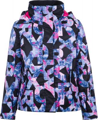 Куртка утепленная для девочек Roxy Jetty Girl, размер 140  (J03082KV10)