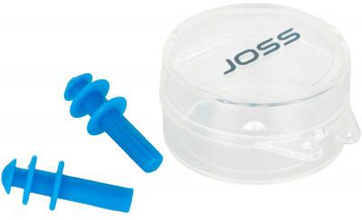 Беруши JossБеруши joss незаменимы во время занятий плаванием в бассейне. Изделие продается в многоразовой упаковке.<br>Пол: Мужской; Возраст: Взрослые; Вид спорта: Плавание; Производитель: Joss; Артикул производителя: S17AJSACZ1; Страна производства: Китай; Материалы: 100 % силикон; Размер RU: Без размера;