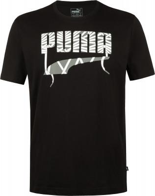 Футболка мужская Puma Lace Graphic Tee, размер 52-54