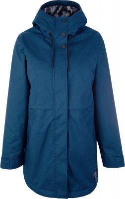 Куртка утепленная женская Termit, размер 48Skate Style<br>Утепленная женская куртка termit создана для активных девушек. Сохранение тепла в модели использован современный синтетический утеплитель.