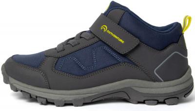 Ботинки для мальчиков Outventure Track Mid Jr, размер 35