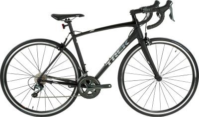 Trek EMONDA ALR 4 700C (2019)Велосипеды<br>Легкий гоночный шоссейный велосипед от trek, который подойдет для поездок по асфальтированным дорогам.