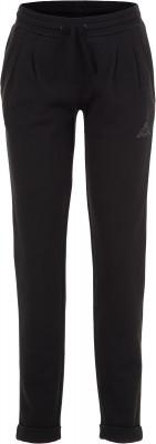 Брюки женские Kappa, размер 50Брюки <br>Брюки в классическом спортивном стиле от kappa - отличная основа для твоего образа. Натуральные материалы натуральный хлопок гарантирует комфорт во время носки.