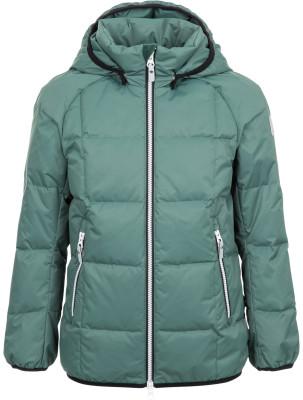 Купить со скидкой Куртка пуховая для мальчиков Reima Jord, размер 116