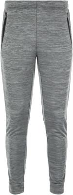 Брюки мужские Demix, размер 52Брюки <br>Тренировочные брюки из влагоотводящей ткани от demix. Отведение влаги технология movi-tex гарантирует эффективный влагоотвод.