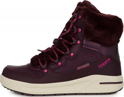 Ботинки утепленные для девочек Termit Wooly, размер 37